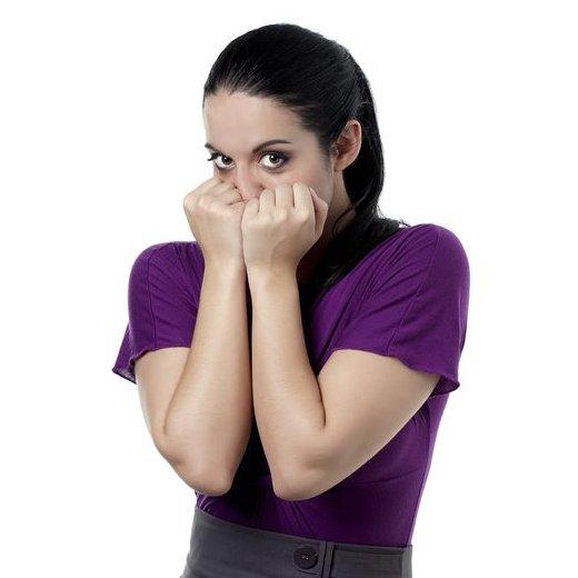 La timidité maladive