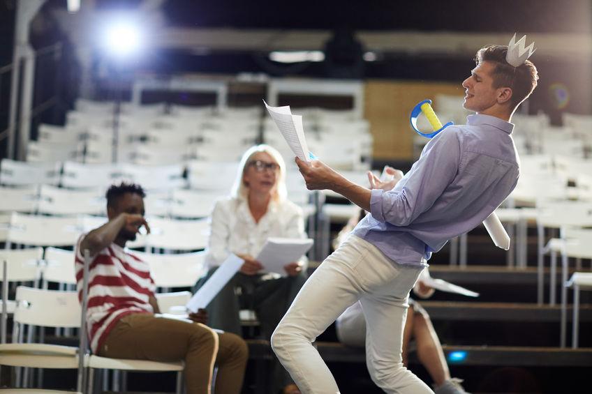 Exercices d'improvisation pour parler en public